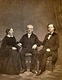Harriet Beecher Stowe, Lyman Beecher, and Henry Ward Beecher